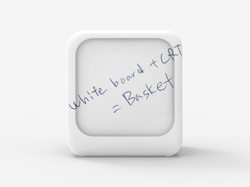 BOARD+CRT=BASKET