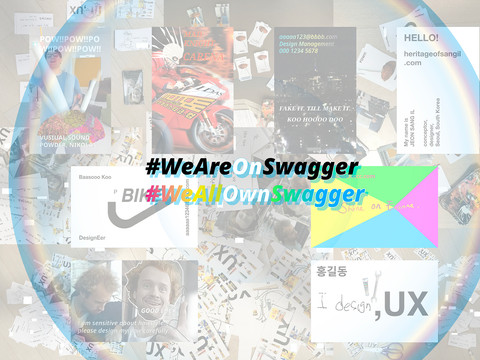 WE ARE ON SWAGGER