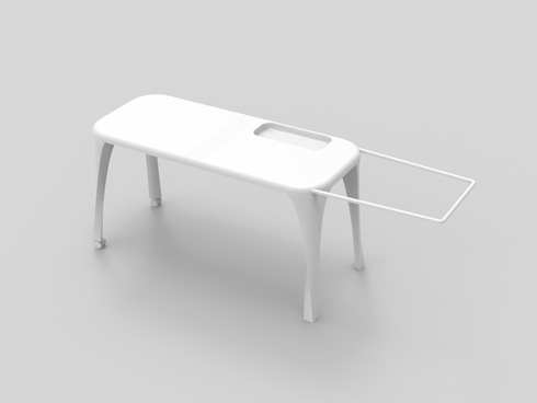 WAGON DESK