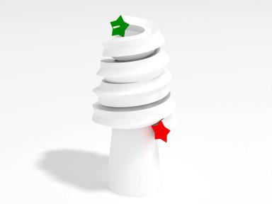 SOFT ICECREAM CHRISTMAS LIGHT