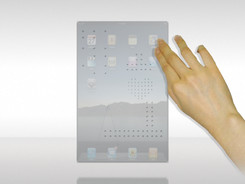 AIR INJECTION BRAILLE DISPLAY concept