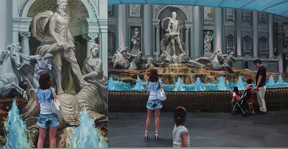 Fountain Painting