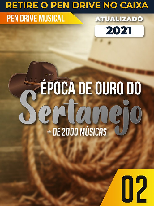 ÉPOCA DE OURO DO SERTANEJO