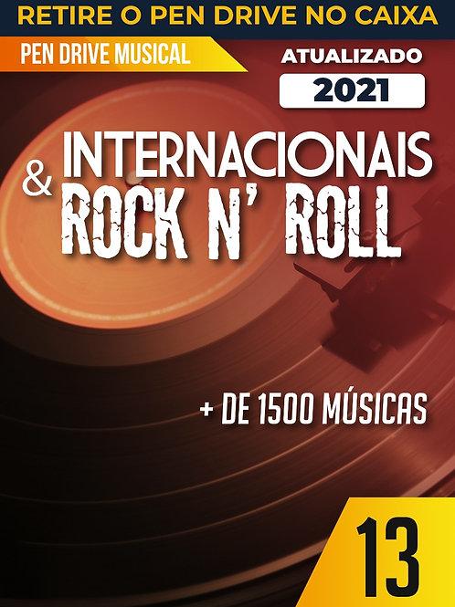 INTERNACIONAIS & ROCK N' ROLL
