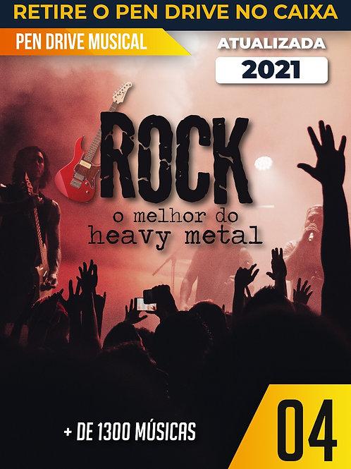ROCK - O MELHOR DO HEAVY METAL