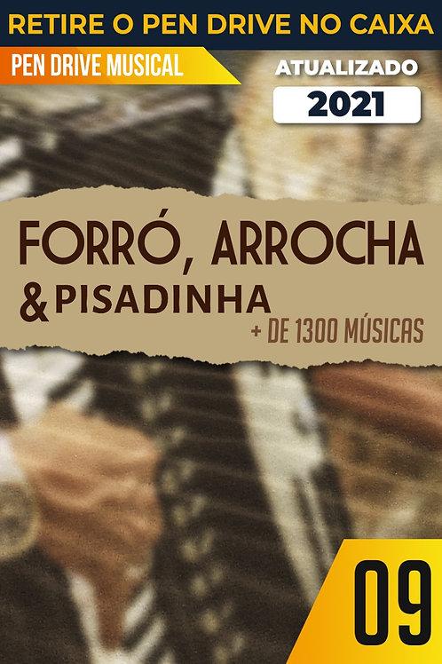 FORRÓ, ARROCHA & PISADINHA