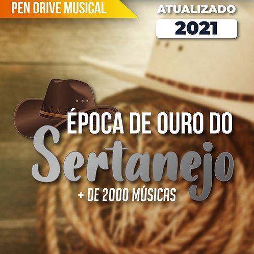 ÉPOCA DE OURO DO SERTANEJO
