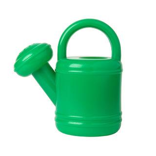 Kunststoff grün Gießkanne