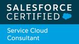 Salesforce Service Cloud Consultant Certificate