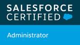 Salesforce Admin Certificate