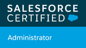 Salesforce Administrator Certificate