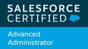 Salesforce Advanced Administrator Certificate