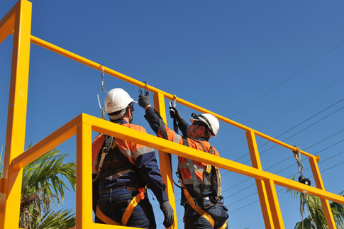 Safe work at Heights Training