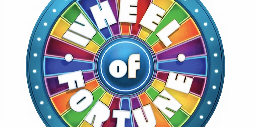 LTE Wheel of Fortune Game Show Night - Tuesday