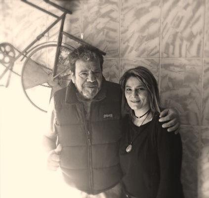Sara and Antonio La Follia Tunbridge Wells Trattoria