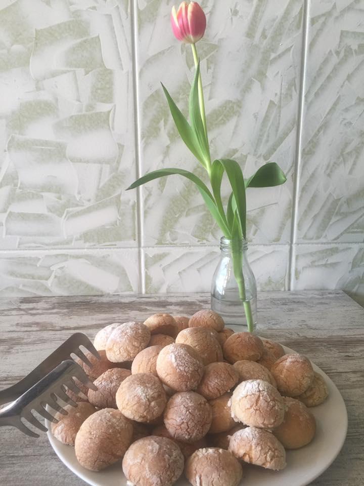 La Follia lemon cakes