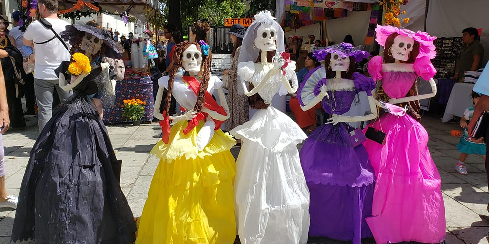 DAY OF THE DEAD IN OAXACA: TRADITIONS AND REALITIES