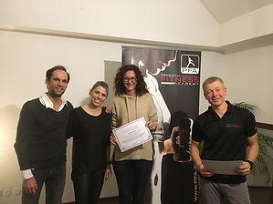 Ernährungscoach Stefan Macek bei der Ausbildung zum Ernährungstrainer in Wien mit der PFA Personal Fitness Academy