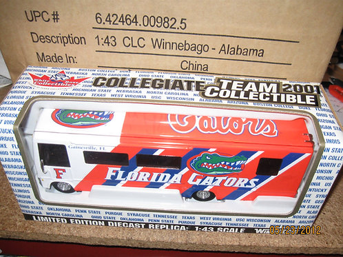 2001 Florida Gators Winnebago