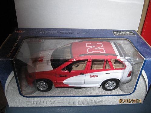 2002 Nebraska Huskers BMW X5