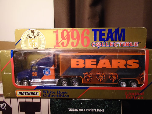 1996 Chicago Bears Tractor Trailer
