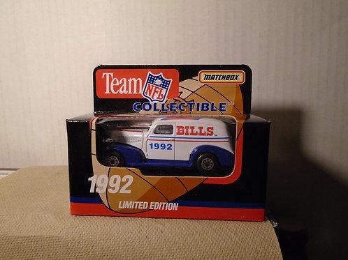 1992 Buffalo Bills Delivery Van