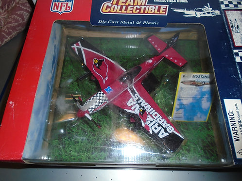 2003 Arizona Cardinals P-51 Airplane