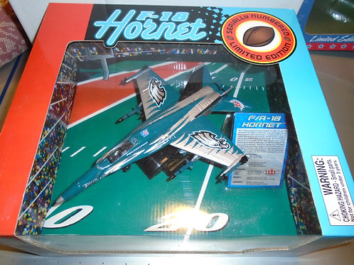 2004 Philadelphia Eagles F-18 Airplane