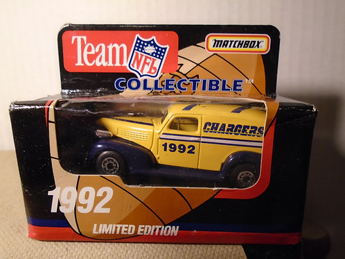 1992 San Diego Chargers Delivery Van