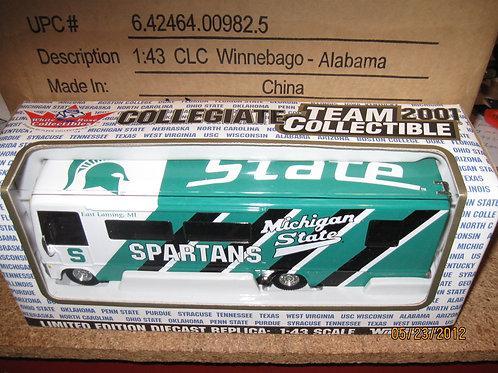 2001 Michigan State Winnebago