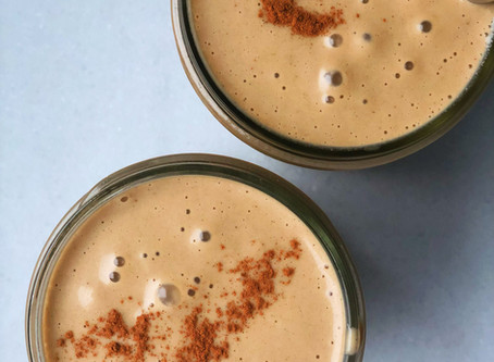 MORNING BUZZ MOCHA SMOOTHIE