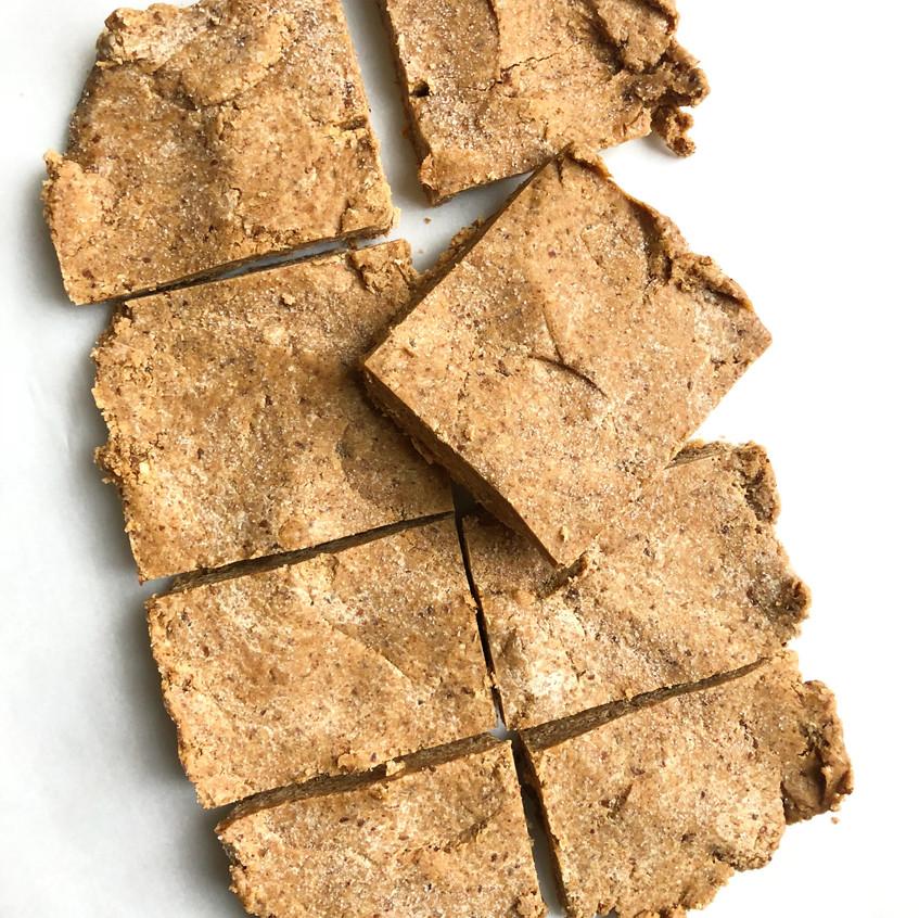 nut bar broken