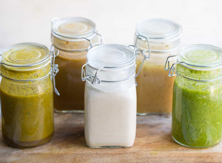 A Dietitian's Guide to Salad Dressing