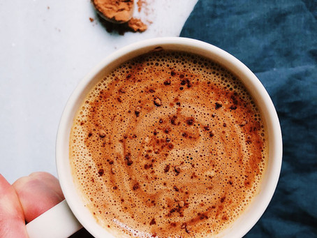 HEALTHY HOT CHOCOLATE ELIXIR