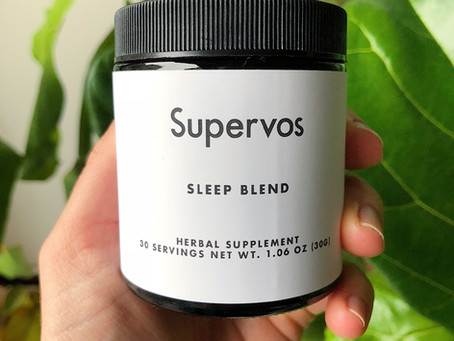 Adaptogens 101 with Supervos Founder, Kayla Barnes