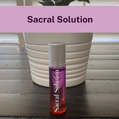 Sacral Solution Blend