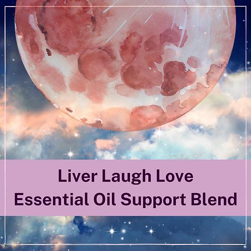 Liver Laugh Love Essential Oil Support Blend