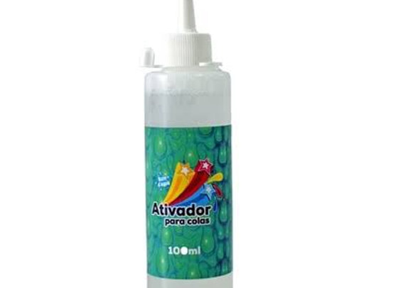ATIVADOR PARA COLA 100ML - GLITTER