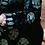 Thumbnail: Embroidered Fine Silk Velvet Jacket