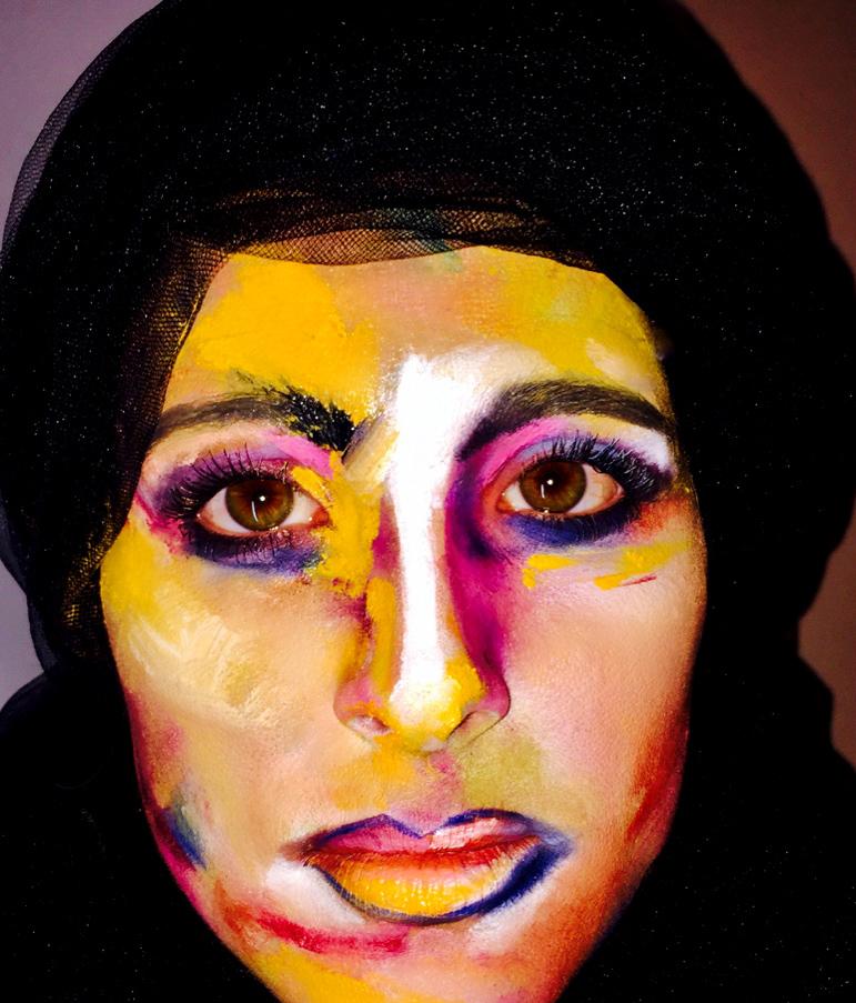 Nadine-FacePainting
