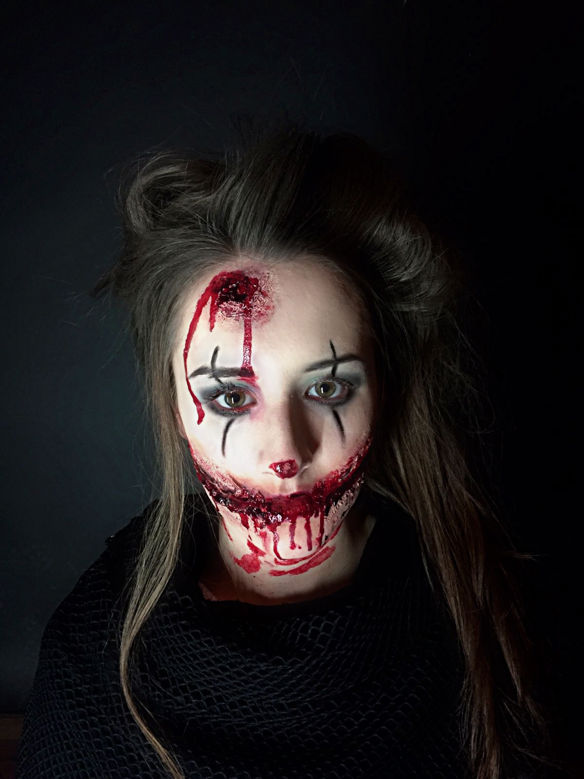 Nadine-Clown2