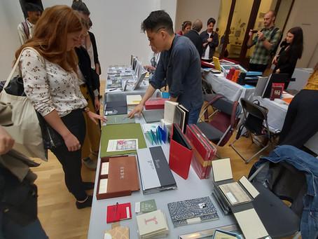 La Dïéresis en la London Art Book Fair 2019