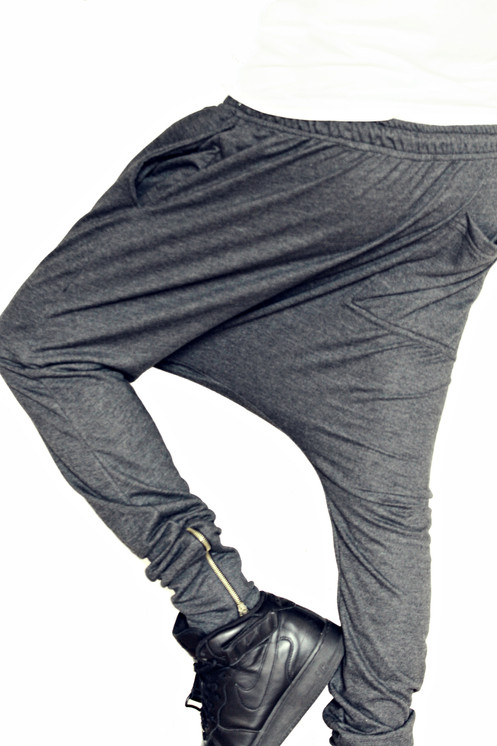 85390d634 Calça Saruel Front Zipper