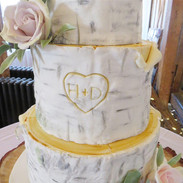 couples carved initials