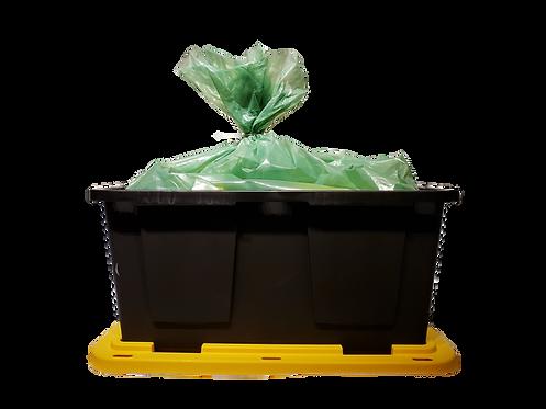 Tote Bag, 27 Gallon - Single Bag