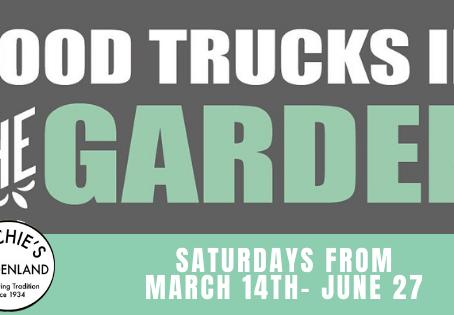 Archie's Presents: Food Trucks in the Garden