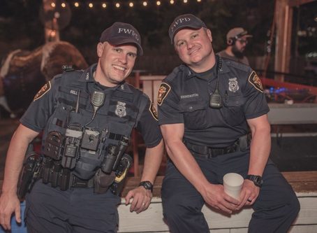 Neighborhood Police Officer Spotlights