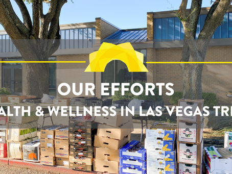 Our Efforts: Health and Wellness in Las Vegas Trail