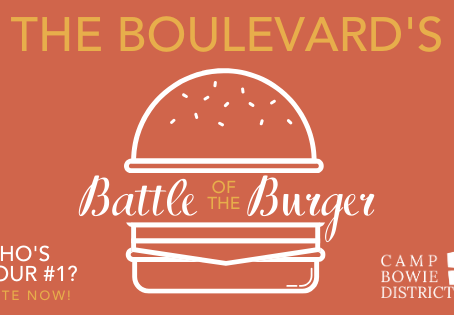 Battle of the Burger on The Boulevard