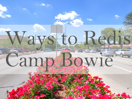 9 Ways to Rediscover Camp Bowie